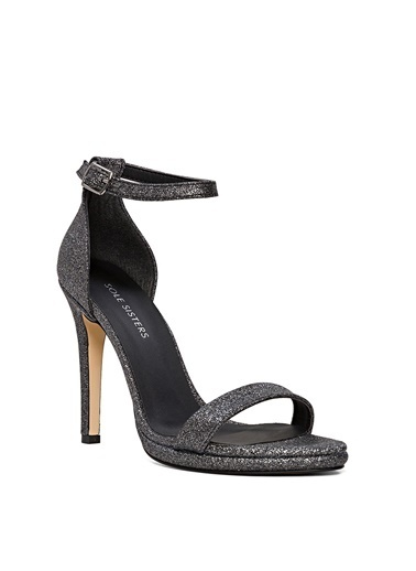 Sole Sisters Topuklu Sandalet Siyah - Nelson2 Siyah